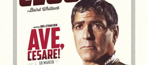 Locandina di Ave Cesare, film dei fratelli Coen