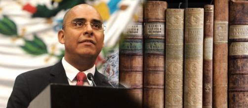 Marcos Aguilar Vega Presidente Municipal Qro.