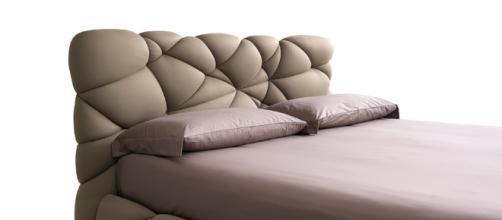 Nuovo letto Marvin, disegnato dall'architetto Mauro Carlesi per Noctis