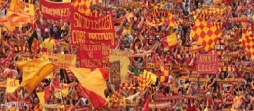 Tanti spettatori per Lecce- Catanzaro.