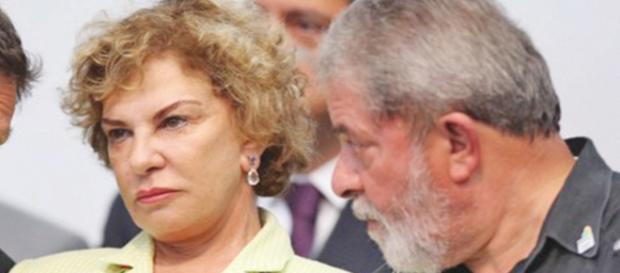 Esposa de Lula manda brasileiros para aquele lugar