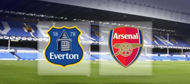Everton x Arsenal em tempo real, ao vivo.