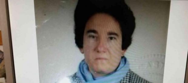 In primo piano Gloria Rosboch, 49 anni