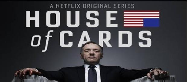 Kevin Spacey as Pres. Frank Underwood (YouTube)