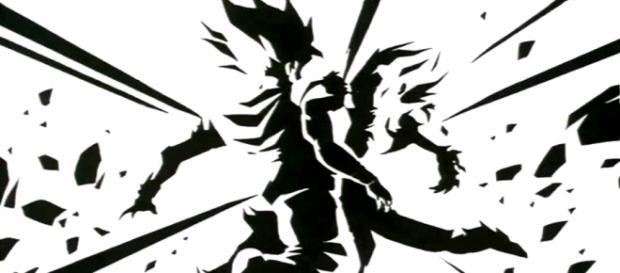 La fusión de Gokú y Vegeta en Dragon Ball
