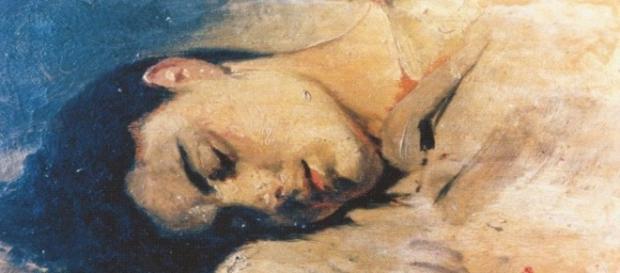 Pinturta El Sueno de A. Cortina