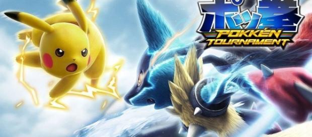 Pokkén Tournament ya está disponible para Wii U