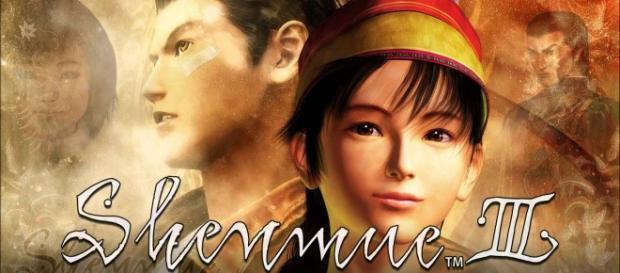 Ryo Hasuki e Ling Shenhua juntos numa aventura