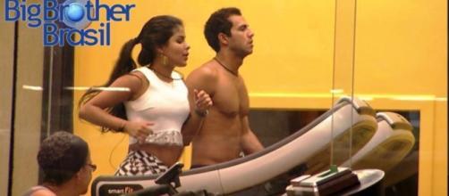 Geralda, Munik e Matheus (Reprodução/Globo)