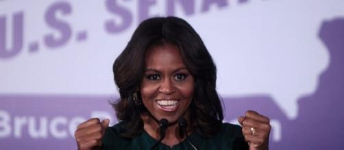 Michelle Obama backing 'Let Girls Learn'