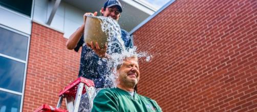 Retos en redes sociales. Ice Bucket Challenge