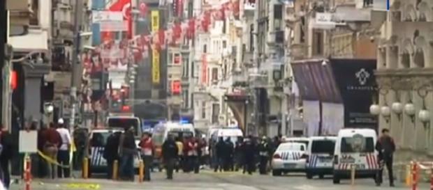 Estambul sacudida por el terrorismo Agencias
