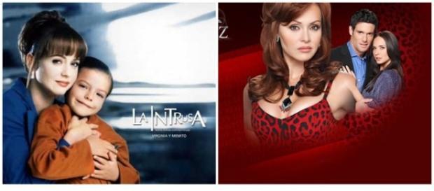 Gabriela Spanic em 'La Intrusa' e 'Emperatriz'