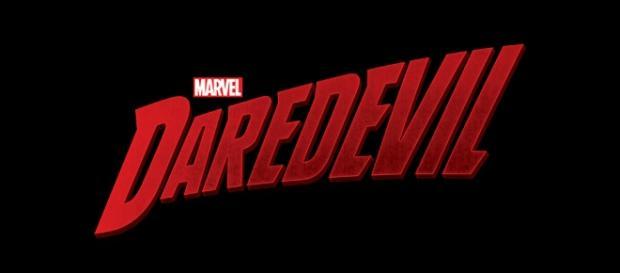 "Logo de la serie de Netflix ""Daredevil"""