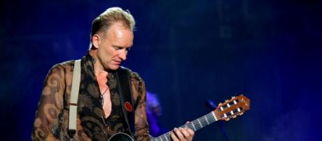 """Sting, Legendary Singer and """"Italian"""" Winemaker"""