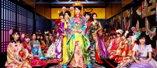 AKB48 lançou seu 43º single esta semana