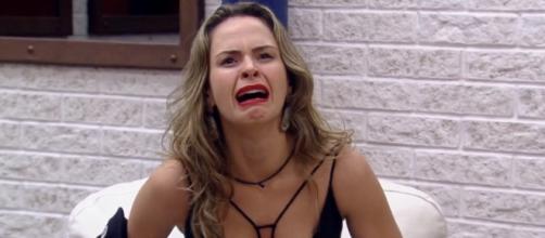 Ana Paula chora como todos nós!
