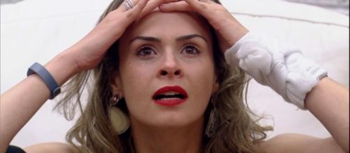 Ana Paula é expulsa após agressão contra brother