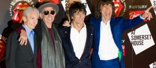 É o conhecido quarteto fantástico do Rock Mundial
