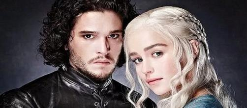 Emilia Clarke da una pista sobre Jon Snow