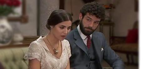 Il Segreto anticipazioni e trame: Amalia e Bosco