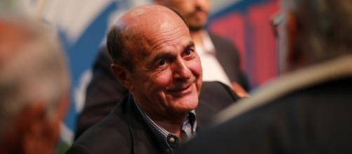 L'ex segretario del PD, Pierluigi Bersani