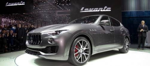 Maserati Levante: le immagini da Ginevra
