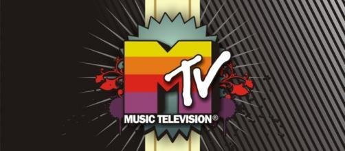 MTV Music Television logo colorato