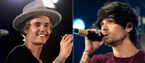 Os dois cantores podem se juntar