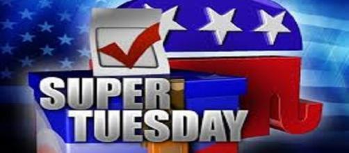 Primarie del Super Tuesday negli USA
