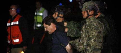 Recaptura de El Chapo Guzmán. Oswaldo Figueroa