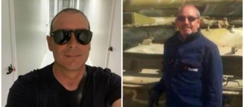 Salvatore Failla e Fausto Piano