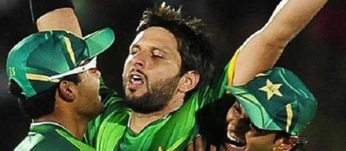 Shahid Afridi in Asia Cup (Twitter)