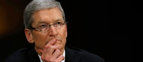 Tim Cook, amministratore delegato di Apple