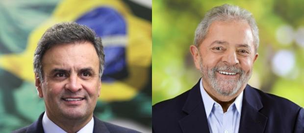 Aécio x Lula pode ser segundo turno em 2018