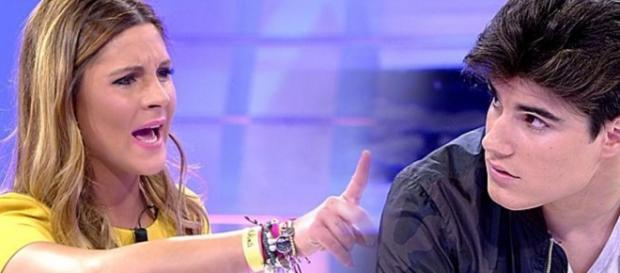 Alba y Julen, juntos de nuevo en MYHYV