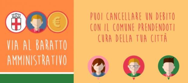 Baratto Amministrativo Milano, info utili
