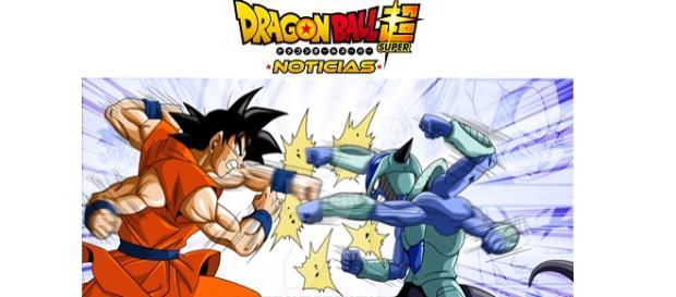 Goku contra Frost la ultima pelea de la serie