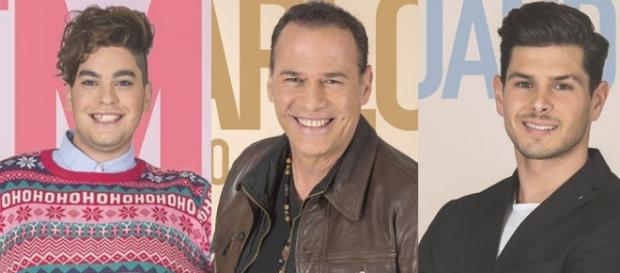 Sema. Alejandro y Carlos están nominados