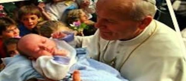 Św. Jan Paweł II - papież rodziny