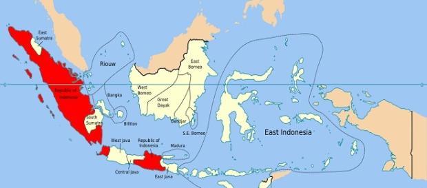 Terremoto en Sumatra, Indonesia
