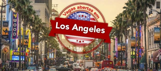 Vagas em LA. Foto: Reprodução 99graus.