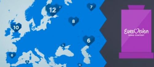 Cambio en el sistema de votación de Eurovisión
