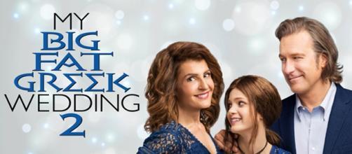 Cartel promocional Mi gran boda griega 2