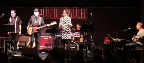 'Noche sabinera' en la Galileo. Foto:Jorge Cotallo