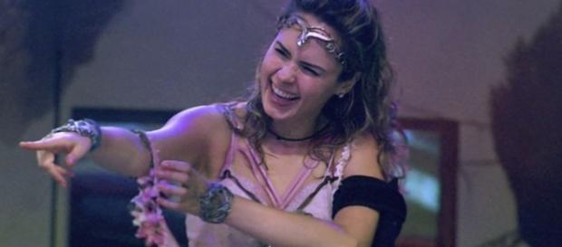 Ana Paula no Big Brother Brasil