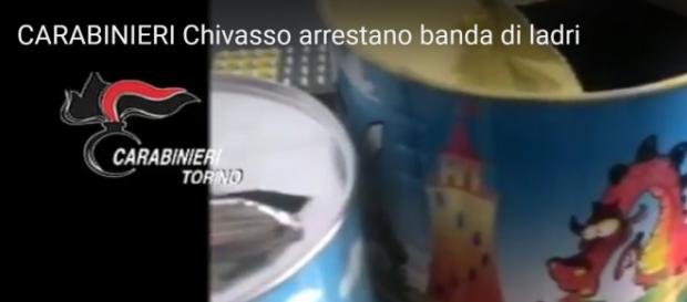 Arrestati dai Carabinieri di Chiavasso 8 georgiani