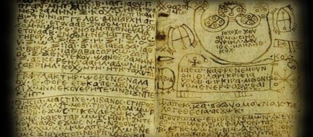 evolutia vechiului vocabular al magiei