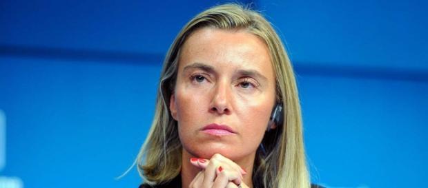 Federica Mogherini, Alto rappresentante UE