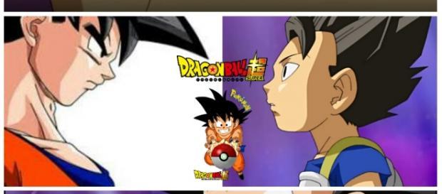 Goku vs Cabe la sorpresa que nos daría el anime